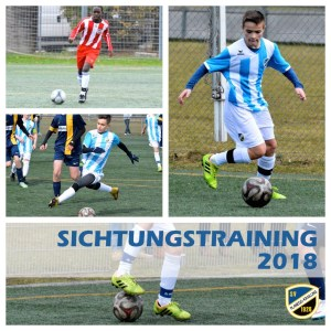 Talentsichtung für unser U19-Landesliga-Team