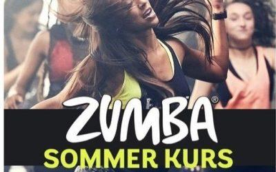 Zumba Sommerkurs Juni bis August