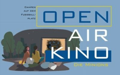 Jugend: Open Air Kino